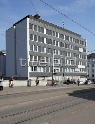 Bild-Nr: 2des Objektes Geschäftshaus Gutenbergstrasse 1+9 Zürich