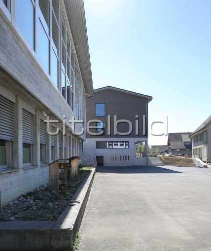 Bild-Nr: 3des Objektes Neubau und Sanierung Schulhaus