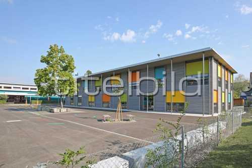 Bild-Nr: 2des Objektes Erweiterung Schulanlage Leematten