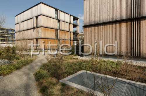 Bild-Nr: 3des Objektes SEZZ Siedlung Escherpark 2. Etappe
