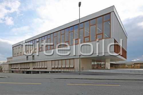 Bild-Nr: 1des Objektes Erweiterung Schulhaus in der Höh