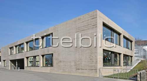Bild-Nr: 2des Objektes Neubau Schul- und Mehrzweckgebäude Blatten