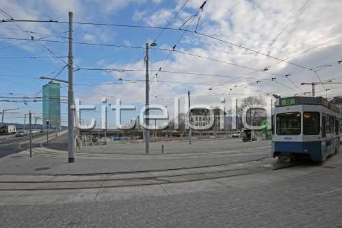 Bild-Nr: 1des Objektes Tramverbindung Hardbrücke Widerlager
